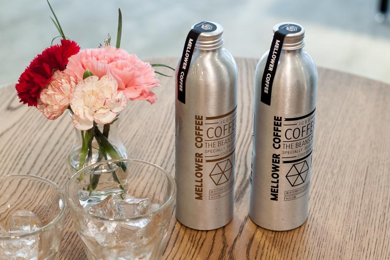 Mellower Coffee cold brew