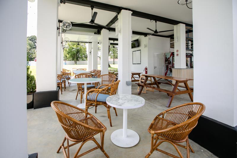 Wheelers Estate - Ground Floor Verandah