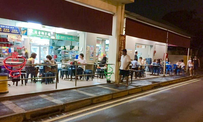 chicken-legend-2-800x481 6 Must-Try Hawker Centre Hot Pots In Singapore For Affordable Gatherings