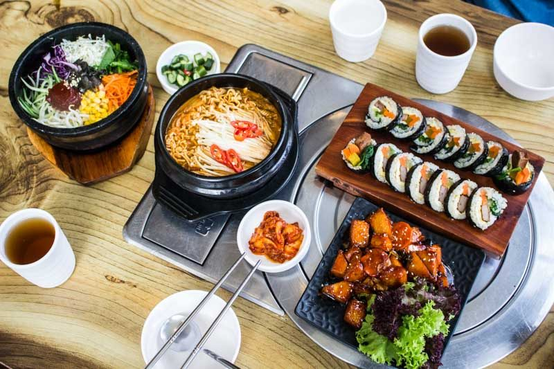 The Boneless Kitchen: Vegetarian Korean Cuisine In Tai Seng Will Make You  Consider Going Meat-free