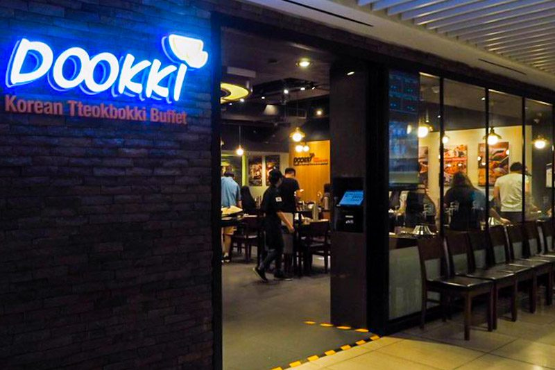 suntec city korean restaurants dookki-4