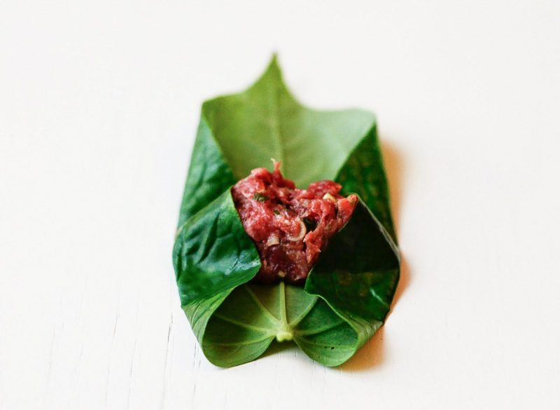 Online - http://www.loveurbelly.com/2015/02/beef-in-wild-betel-leaves-bo-la-lot.html