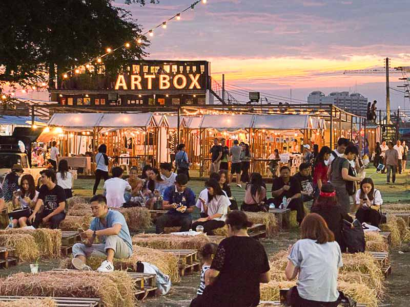 Artbox-Thailand-ONLINE-1 Artbox Thailand: The Wildly Popular Container Night Market Is Returning To Bangkok From 10 - 13 Aug '17