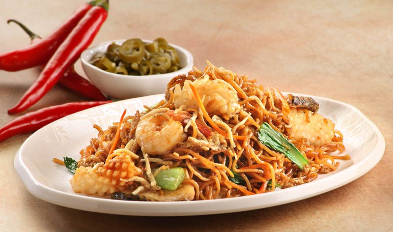 Xw Signature Stir Fried Noodles
