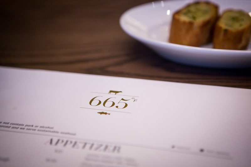 665°F: Modern Steakhouse Serving Halal-certified Steaks With A View