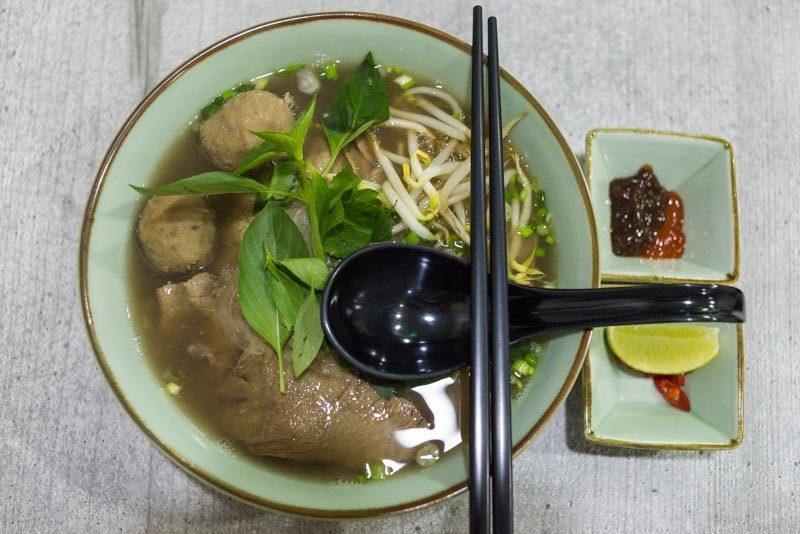 Signs A Taste Of Vietnam Pho 4