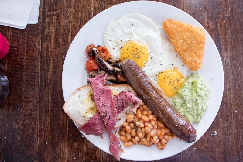 The Mad Sailors 14 british food
