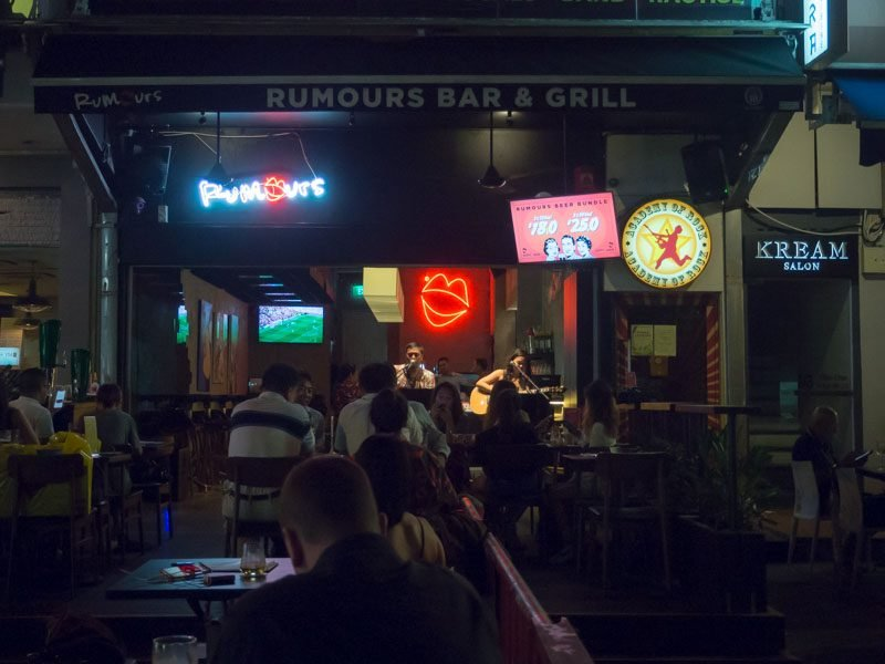 rumours bar & grill - 25