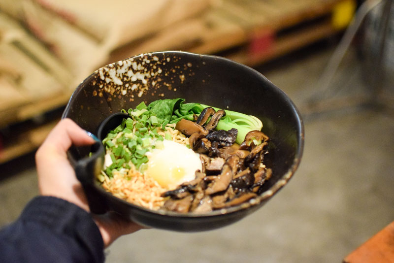 truffle noodles 7 16 Truffle Noodle Dishes In Singapore To Keep You Trufflin' Every Day