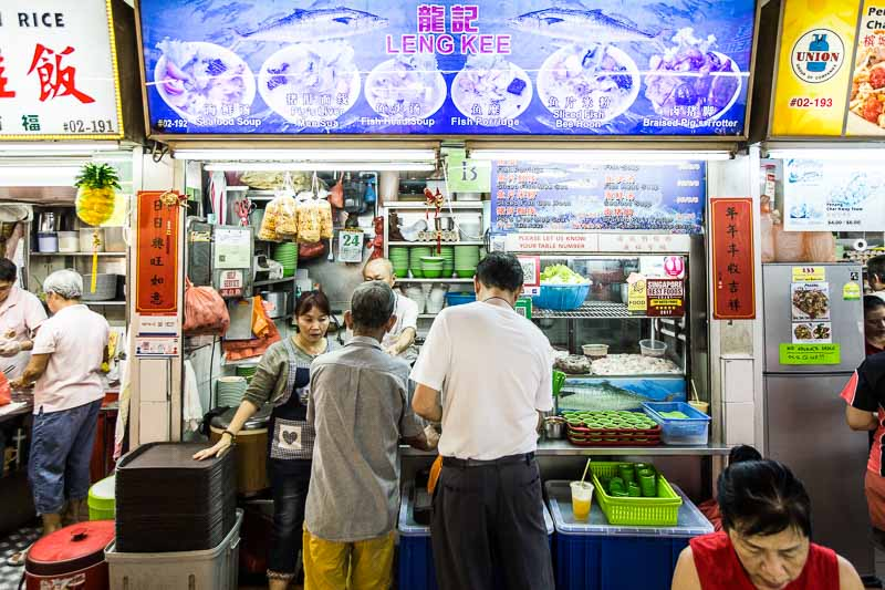 Bukit Timah Market Food Centre 40 1 of 1 1 10 Lip Smacking Dishes At Bukit Timah Market & Food Centre Worth Forgoing Your Ideal Bod For