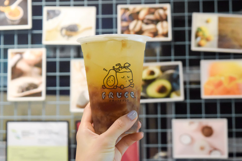 Fruce 8 Fruce: D24 Durian & Mango Sago Reinvented Into Dessert Beverages At Wisma Atria