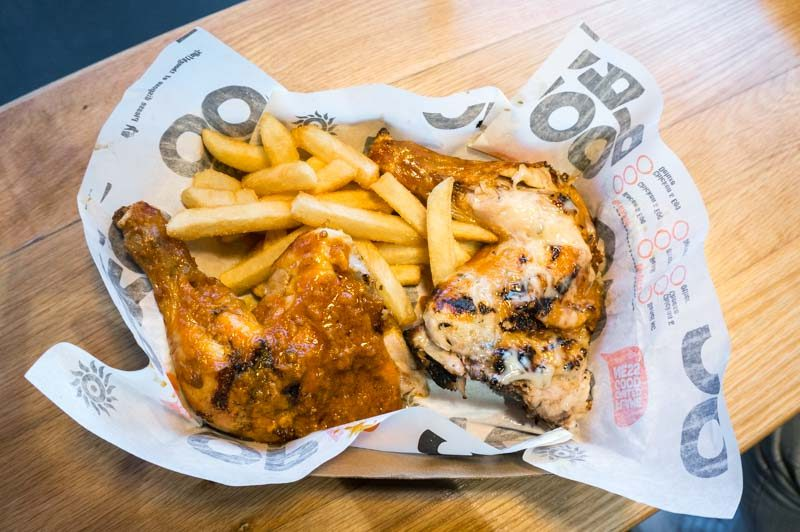 oporto 6.1 800x532 Oporto: Famous Flame Grilled Portuguese Style Chicken From Australia Lands At Holland Village