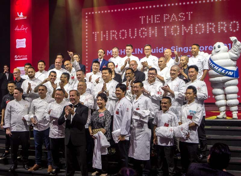 Michelin Guide Singapore 2018 9