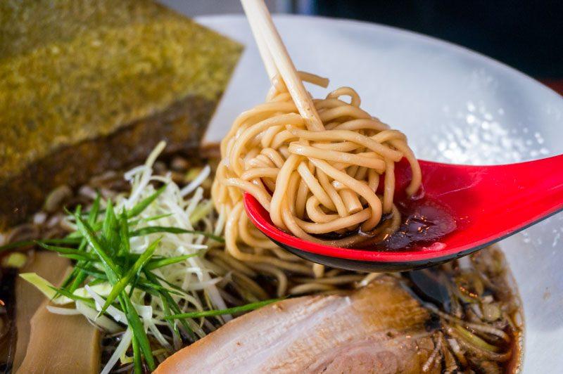 ebi tori menzo 8 800x532 Ebi Tori Menzo: Shrimp + Chicken Dipping Ramen & Chashao Don From Osaka At South Beach Ave