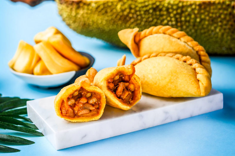 Old Chang Kee Durian & Jackfruit Puffs 2 Online