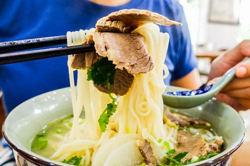 best beef noodles 14 800x533 10 Best Beef Noodles In Singapore Including Both Dry & Soup Versions