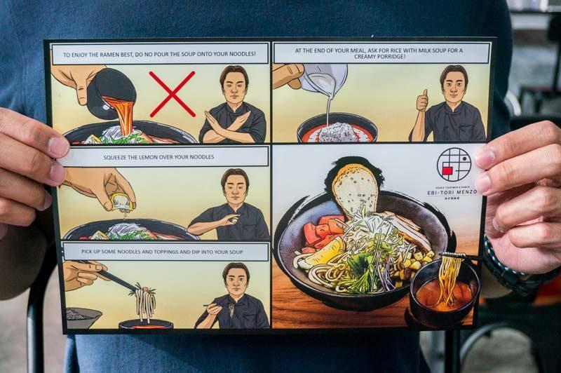 ebi tori menzo 25 800x532 Ebi Tori Menzo: Shrimp + Chicken Dipping Ramen & Chashao Don From Osaka At South Beach Ave