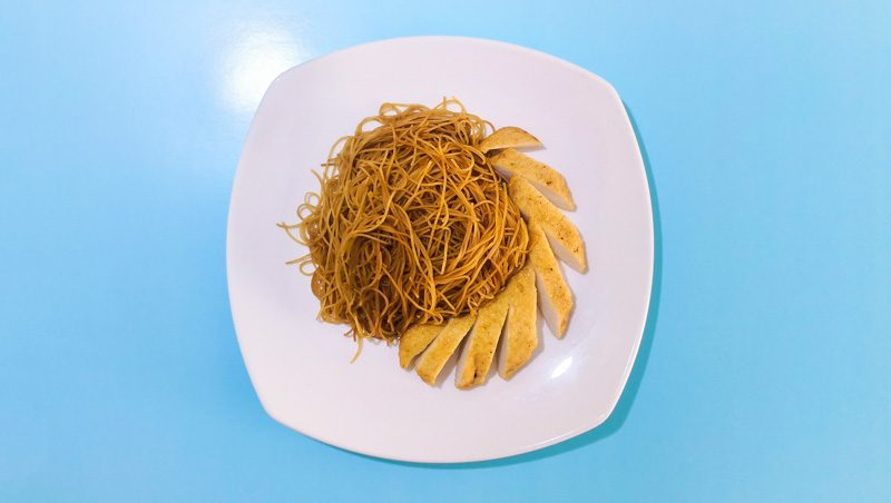prison food 800x452 Life Behind Bars: What Prisoners Eat In Singapore Changi Prison