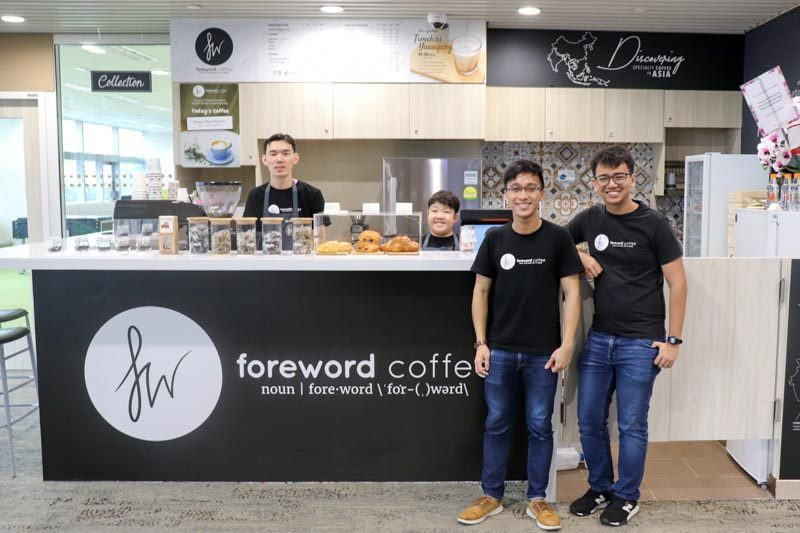 Student Food Business - Foreword Coffee 1