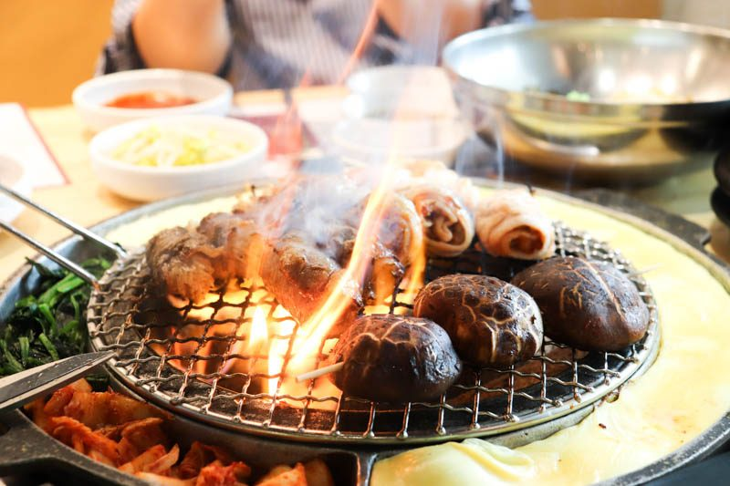 Seorae Charcoal Korean Bbq 3