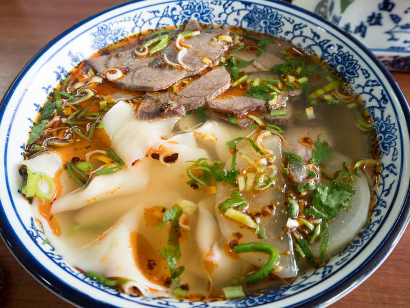 Tongue Tip Lanzhou Beef Noodles 11