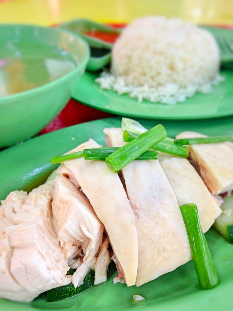 Ming Kee Chicken Rice Bishan 1