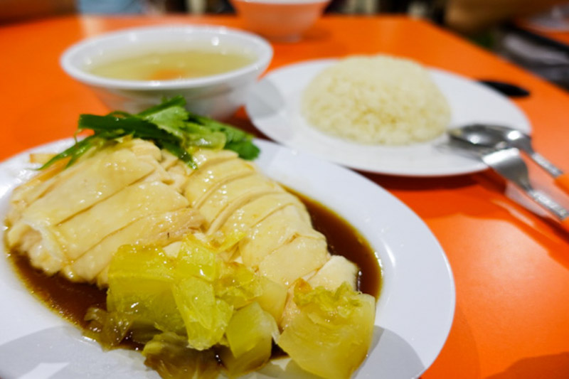 Bedok Stalls Pin Xiang Chicken Rice 3