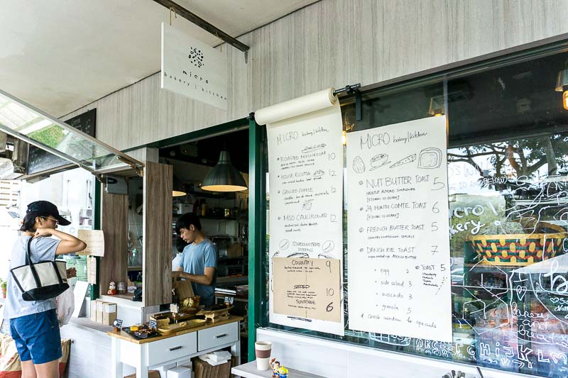 Micro Bakery & Kitchen: Homemade Ricotta & 3-Cheese Grilled Cheese At  Artisanal Bakery In Bukit Timah