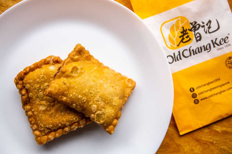 Take A Bite Of Tradition With Old Chang Kee's New Kaya