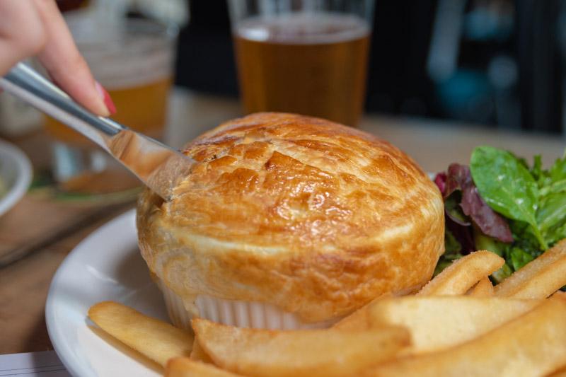 Pig N Whistle 15 british food