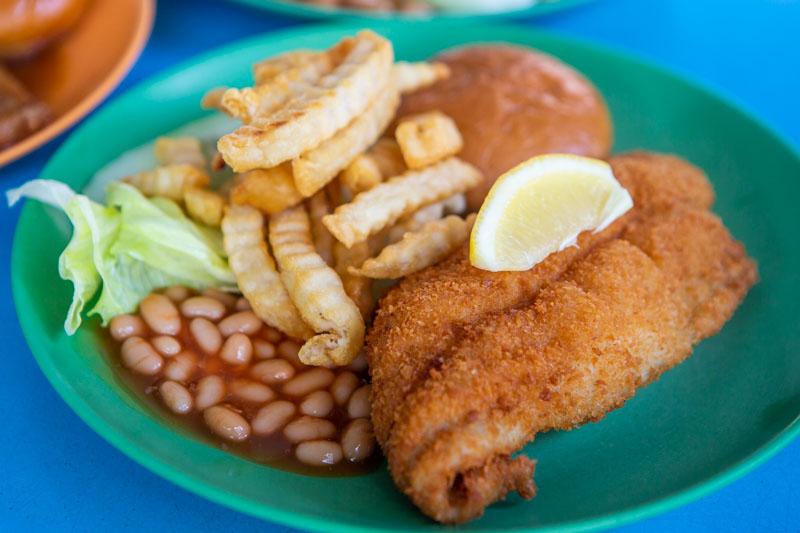Seletar Western Food 15