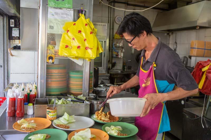 Seletar Western Food 5