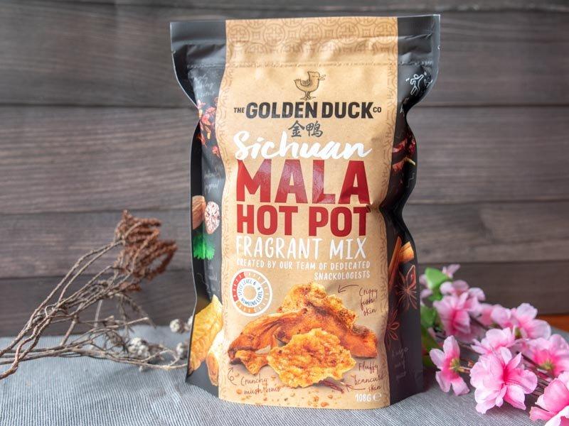 Golden Duck Co Mala Hotpot Snack 2