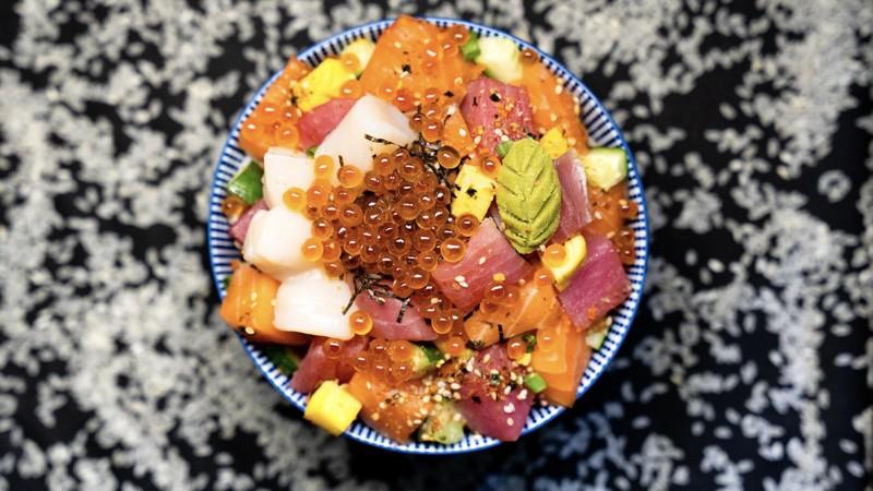 Bowl of Ninja Lord Donburi