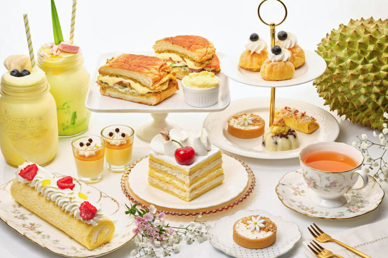 Online Marriott Cafe Durian High Tea Buffet 2019 7