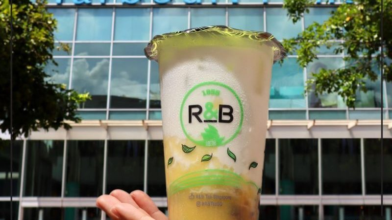 Durian Chendol Boba Milk Copy durian awards