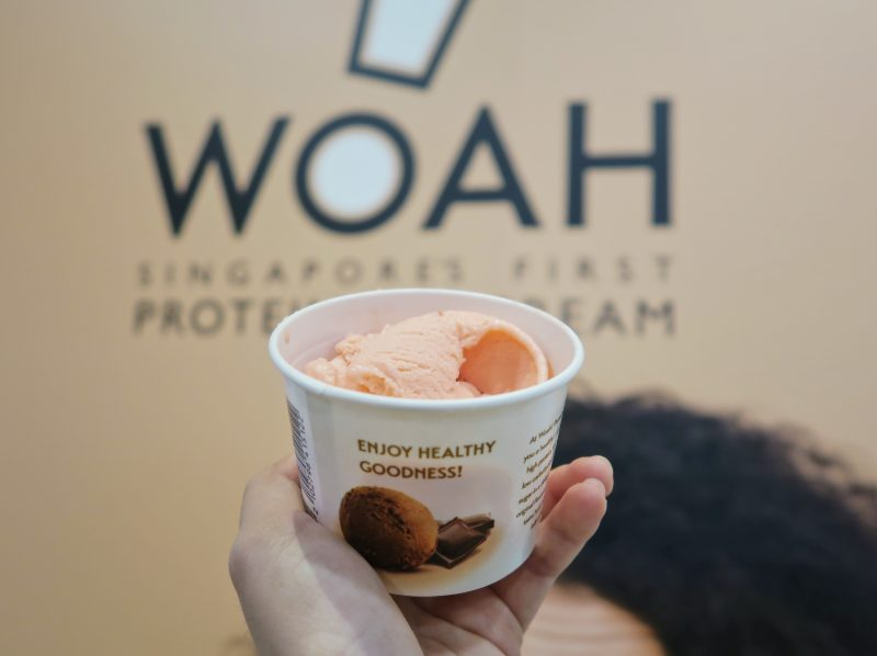 Woah Protein Ice Cream 5
