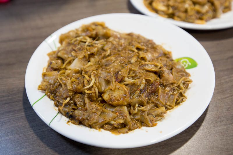 Apollo Fresh Cockle Fried Kway Teow 9624