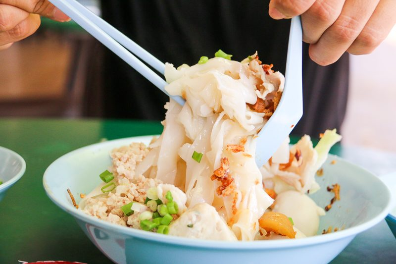 Pin Ji Fishball Minced Meat Noodles 71