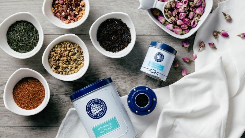 The 1872 Clipper Tea Co Online