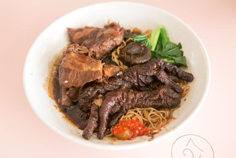 Yummy Sarawak Kolo Mee 8779