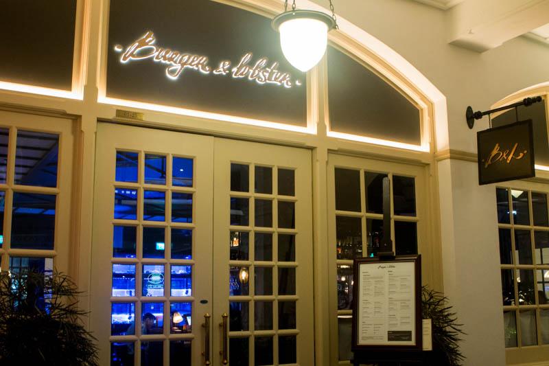 Burger & Lobster Raffles Arcade 0889
