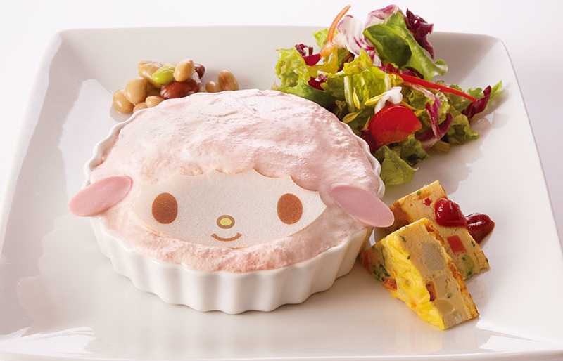 My Melody Cafe Osaka Online 4