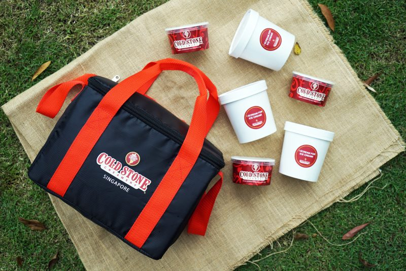 Cold Stone Creamery Limited Edition Cooler Bag