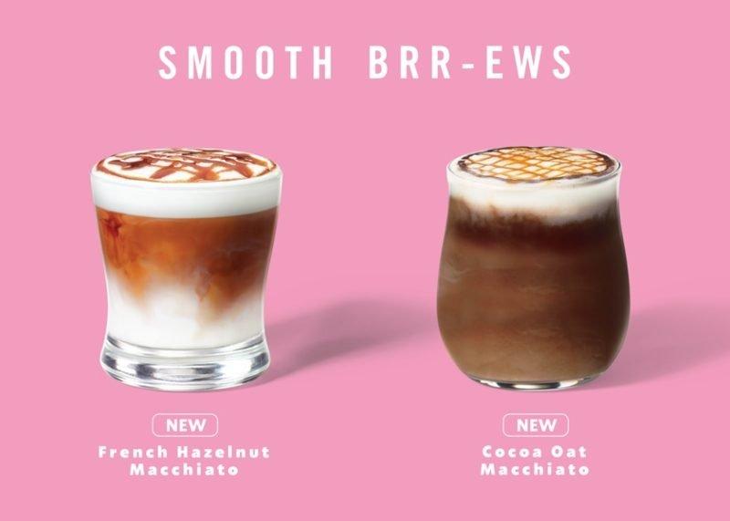 Starbucks New Drinks 2020 Online
