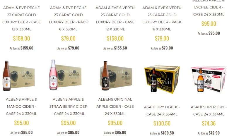 Alcohol Delivery Singapore Alcohaul Online 2