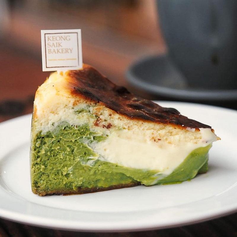 Keong Saik Bakery Basque Burnt Cheesecake Outram Online 1