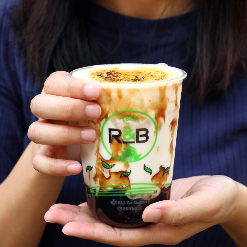Bubble Tea Delivery Guide Singapore 2020 R&b Tea Online 2