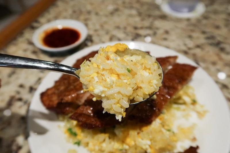 Fried Rice With Pork Chop 9