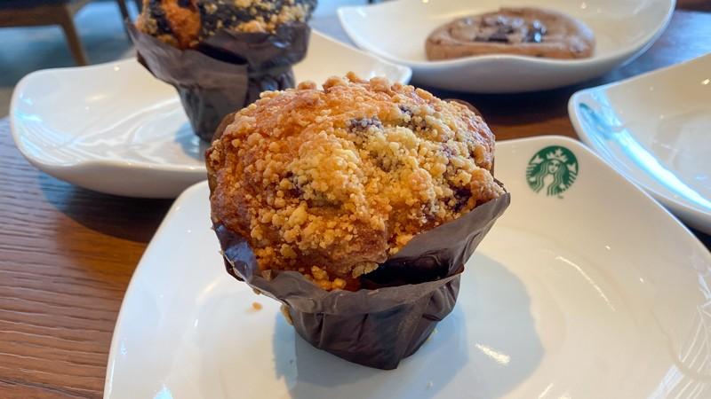 Starbucks Pastries 8